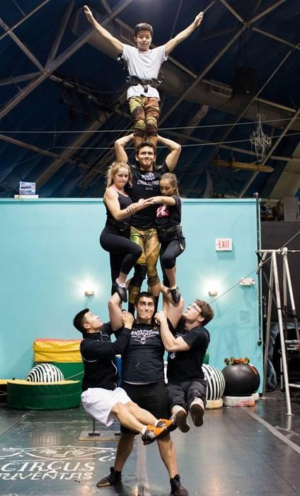 gymnastics,BAMF,circus