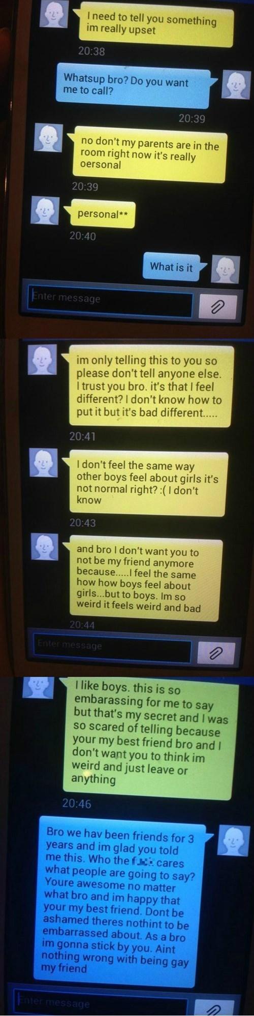 lgbtq random act of kindness texting dating - 8382570496