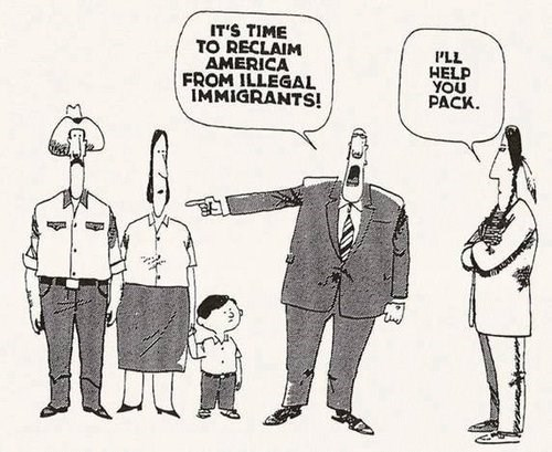 immigration sad but true illegal web comics