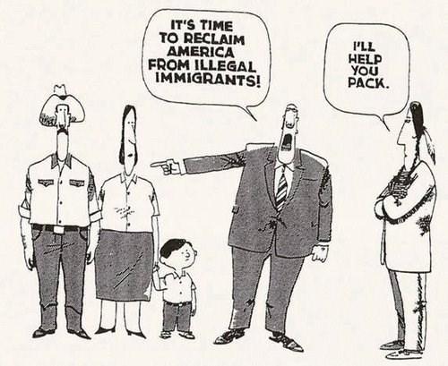 immigration sad but true web comics - 8382996736