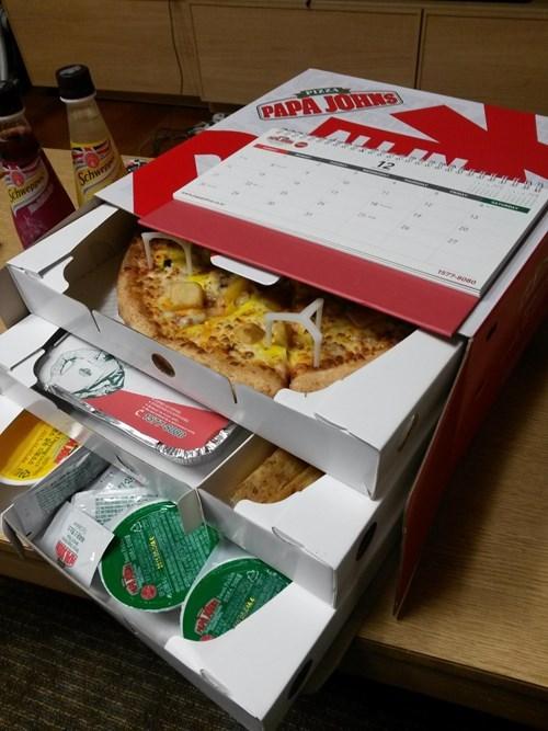 pizza papa johns south korea - 8383011072