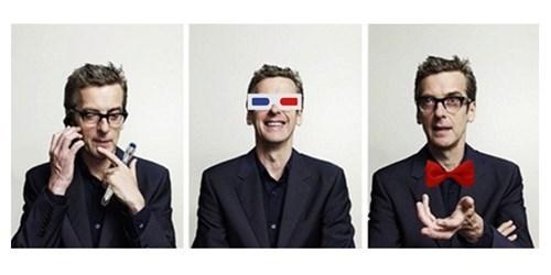 Peter Capaldi,12th Doctor,dress up