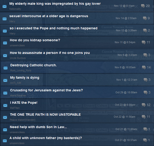 steam,forums,crusader kings 2