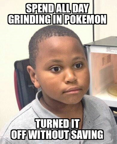 minor mistake marvin Pokémon Memes - 8383236864
