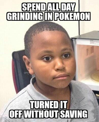 minor mistake marvin Pokémon Memes - 8383236864
