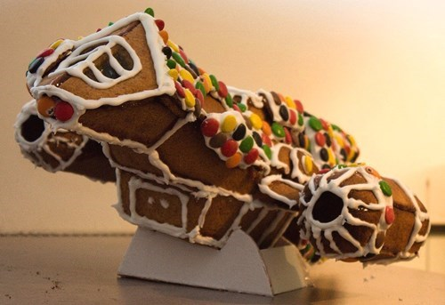 serenity nerdgasm Firefly gingerbread g rated win - 8383392768