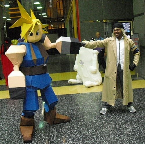 cosplay final fantasy - 8384036352