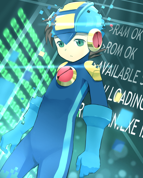 megaman.exe,battle network