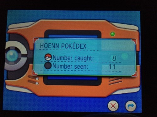 Pokémon pokedex ORAS - 8384538624