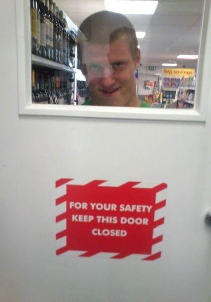 office jokes work safety first Office - 8384762624