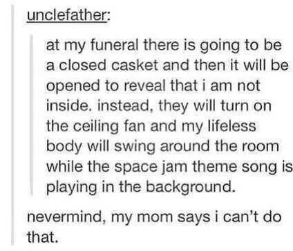 funerals tumblr - 8384833536