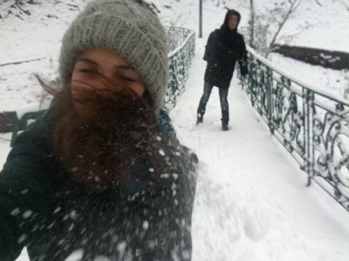 boyfriend,funny,snowball,selfie,g rated,dating