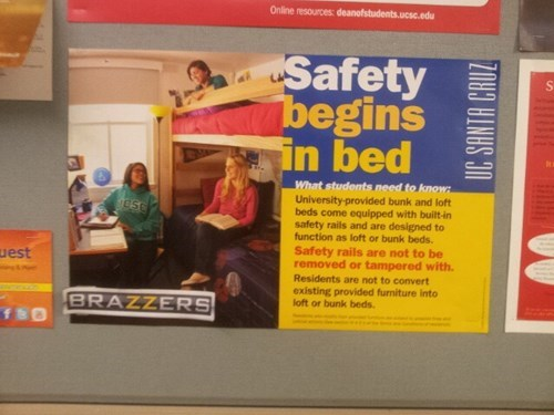bed funny safety pr0n