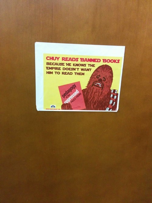 chewbacca banned books funny g rated School of FAIL - 8384853248