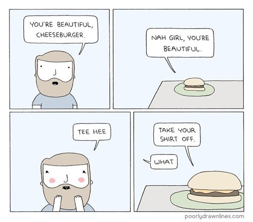 wtf cheeseburger web comics - 8385220864