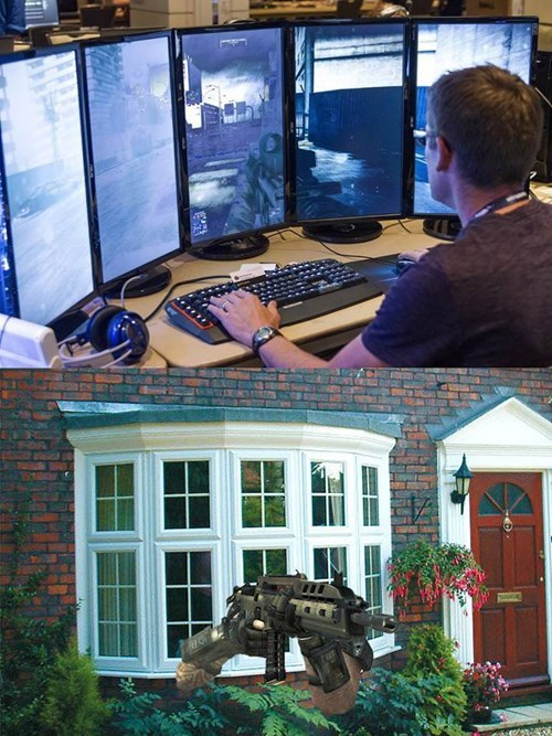 gaming setup - 8385342976