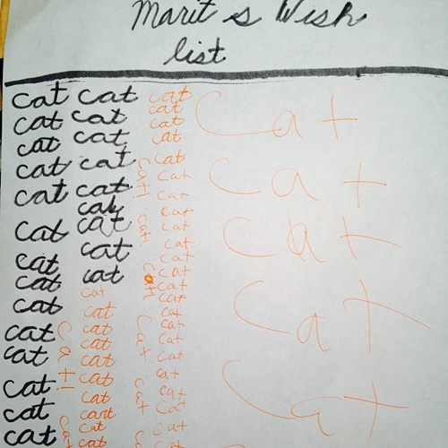 kids,parenting,wish list,Cats,g rated