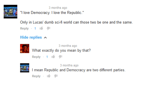 youtube facepalm politics - 8385586688