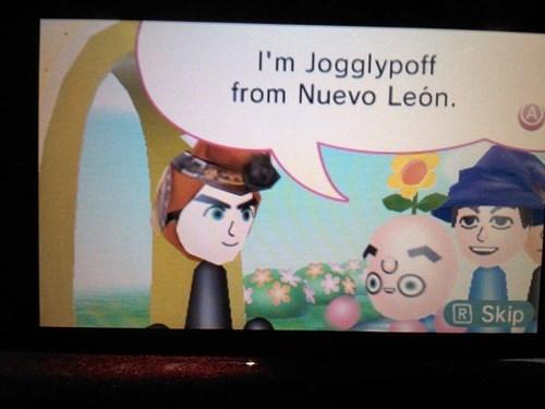 miis,jigglypuff,3DS
