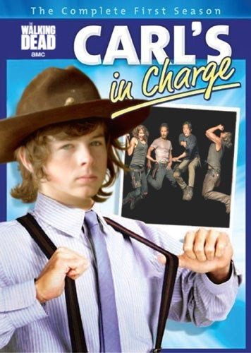 in charge,sitcom,carl grimes