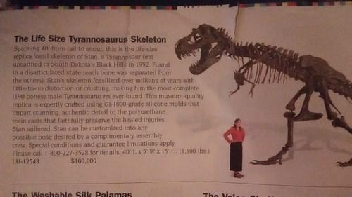 wtf skeleton for sale funny t rex - 8385682432
