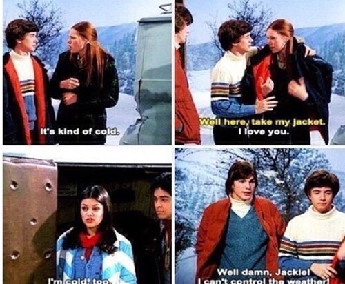 coat that 70s show funny - 8386026752