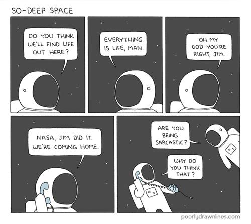 deep space web comics - 8386064640