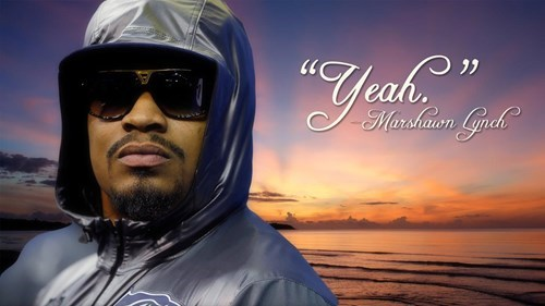 quotes seattle seahawks nfl football marshawn lynch - 8386102272