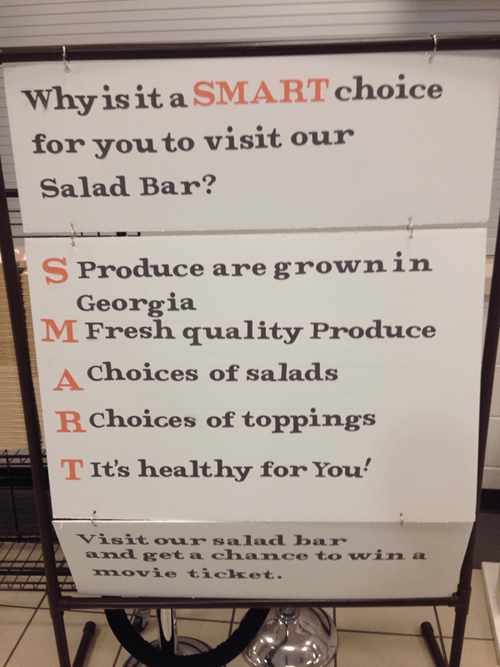 monday thru friday FAIL acronym acrostic salad - 8386181632