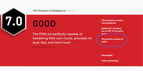 the penguins of madagascar,IGN