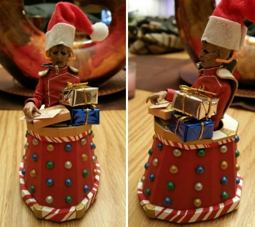 christmas,decorations,Davros