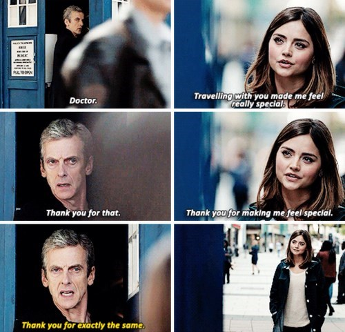 clara oswin oswald feels 12th Doctor - 8386235648