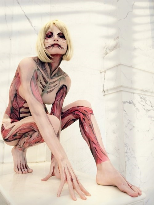 cosplay anime attack on titan - 8386249216