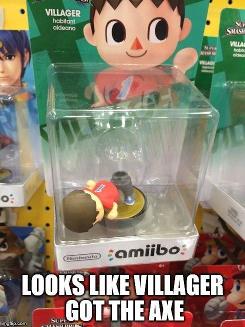 trees,amiibo,animal crossing,creepy animal crossing villager