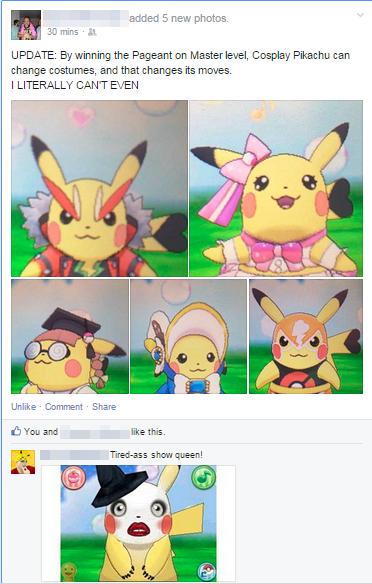 costume,Pokémon,pikachu