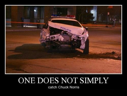 chuck norris cops funny police - 8386328064