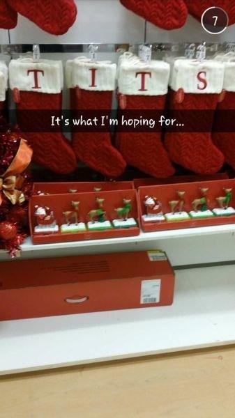 snapchat,bewbs,santa