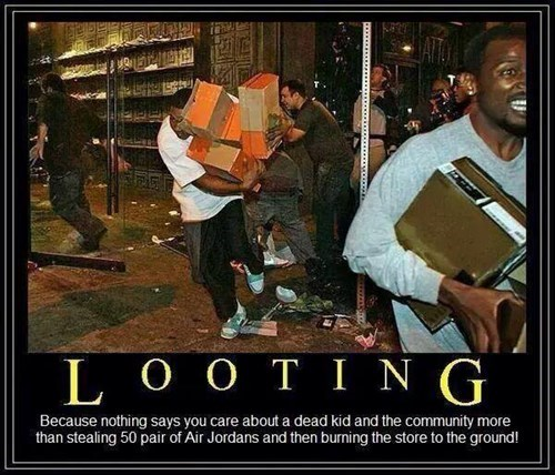 funny riots looting st-louis - 8386523136