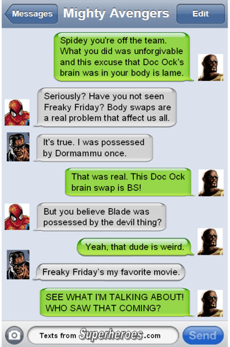 blade,possessed,Spider-Man