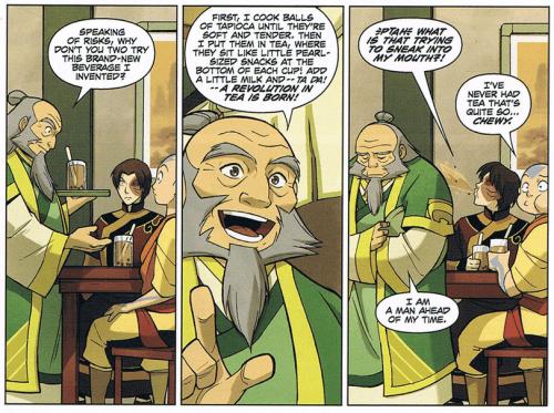 uncle iroh comics Avatar - 8386916352