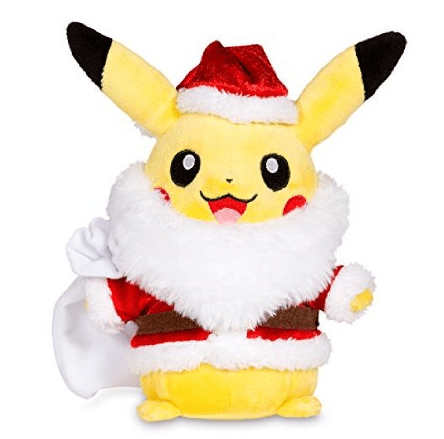 christmas Pokémon for sale pikachu santa - 8386935552