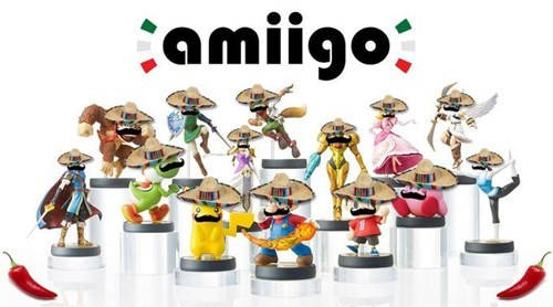 amiibo amigo - 8386955264