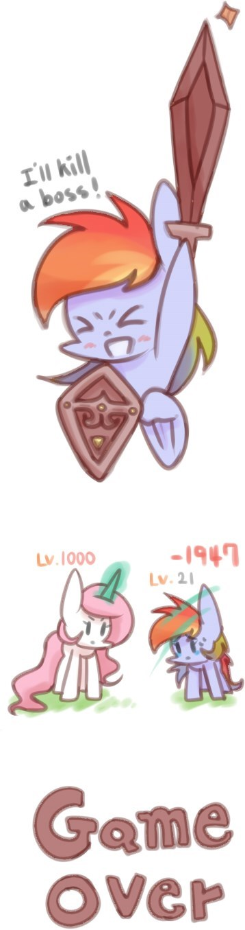 noob rainbow dash MLG - 8386974976
