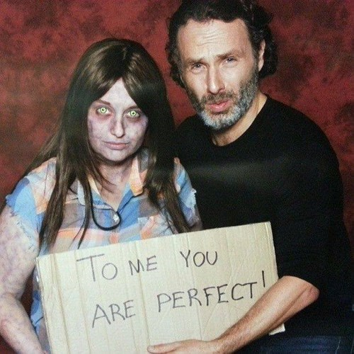 Rick Grimes love actually - 8387024384