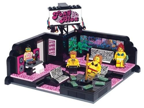 stripper lego sexy times