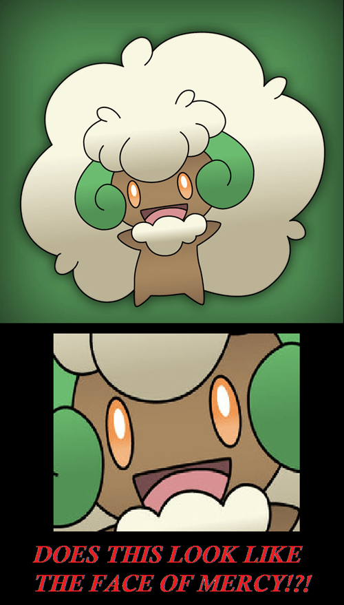 Pokémon whimsicott cotton ball - 8387607040