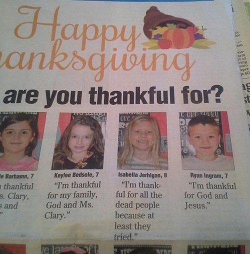 kids thanksgiving parenting thankful g rated - 8387923200