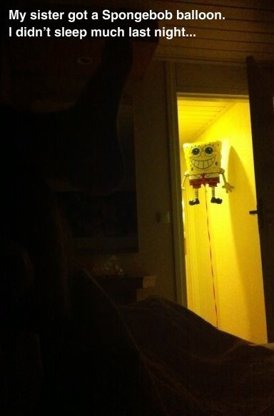Balloons,SpongeBob SquarePants