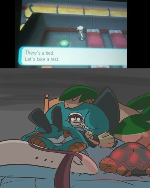 Pokémon ORAS pokemon logic - 8388225024