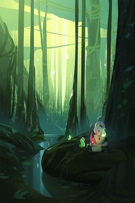 Avatar cartoons Fan Art korra toph beifong - 8388264704